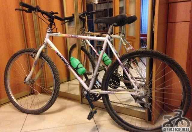 Этот велосипед может быть Ваш