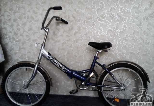Велосипед дорожный Larsen Jet