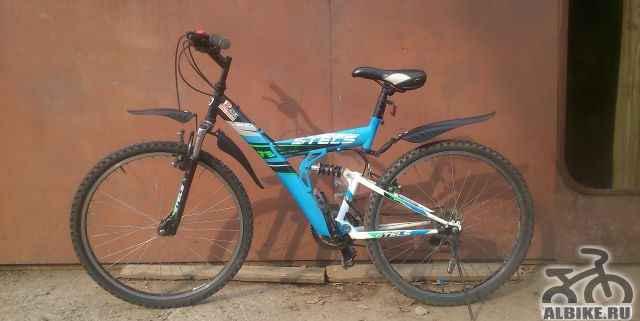 Продам хороший прочный велосипед Стелс