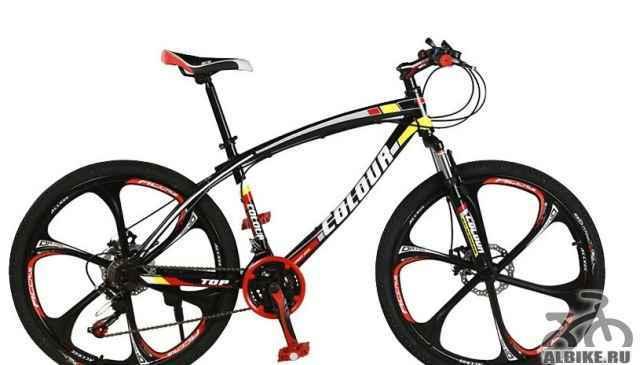Велосипеды на литых дисках / В Наличии