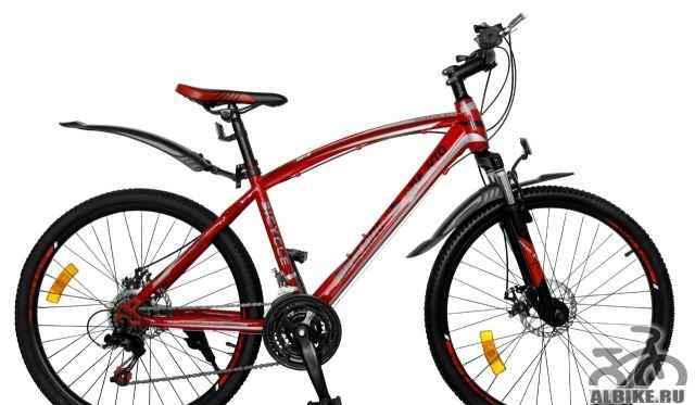 Абсолютно новый горный велосипед, 21 скорость