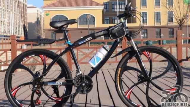 Новый горный велосипед БМВ Q1