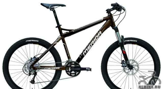 Велосипед Merida Matts TFS Трейл 700-D (2009)