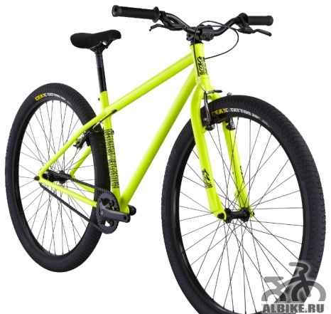 Commencal Uptown Cromo 2 (2014)