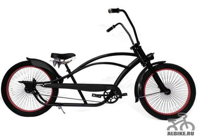 Велосипед круизер-чоппер