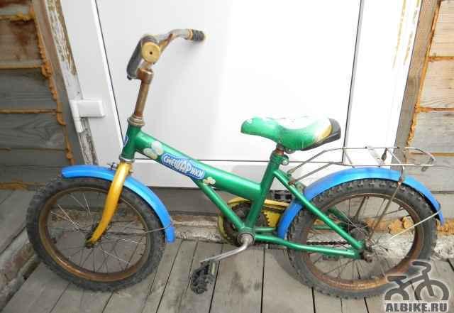 Велосипед детский смешарики
