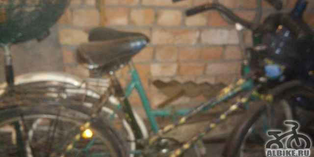 Велосипед взрослый и детский б. у