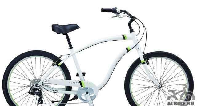 Прогулочный велосипед Giant Simple Seven