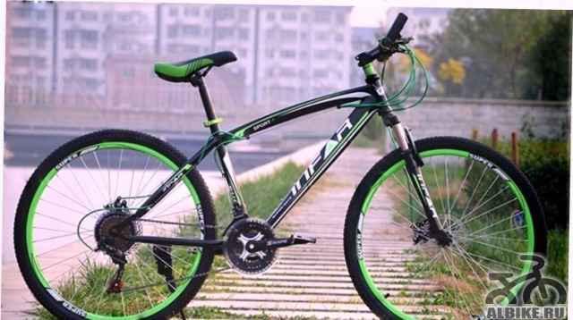 Вы хотите самый популярный велосипед Инф