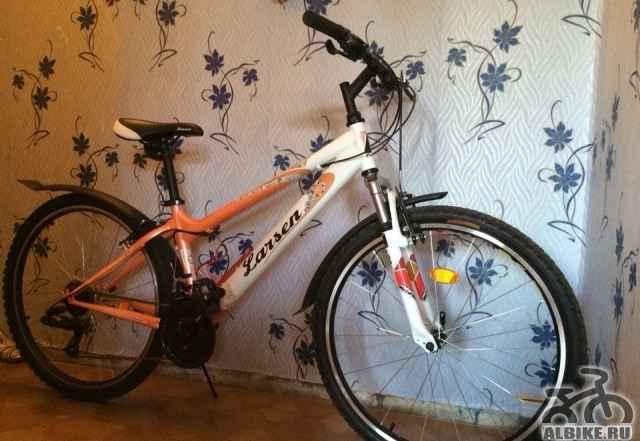 """Велосипед горный женский Larsen Рапидо (26"""")"""