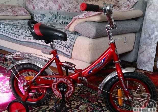 Детский велосипед Сафари профф
