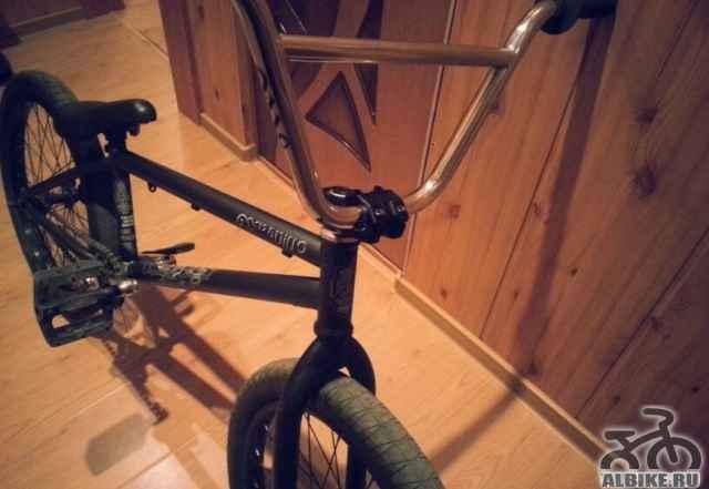 Велосипед BMX фирмы Radio торг