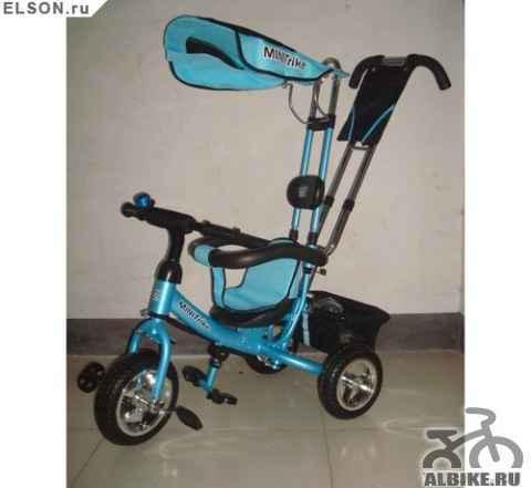Детский велосипед мини trike