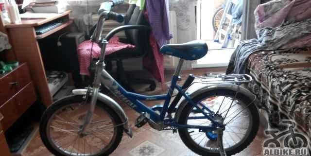"""Продам детский велосипед """"Фрегат"""""""