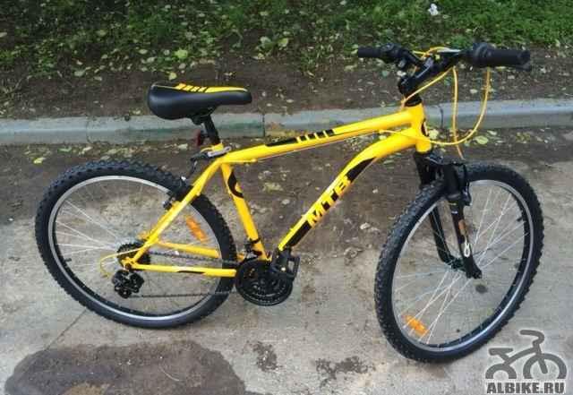 Велосипед mtb новый