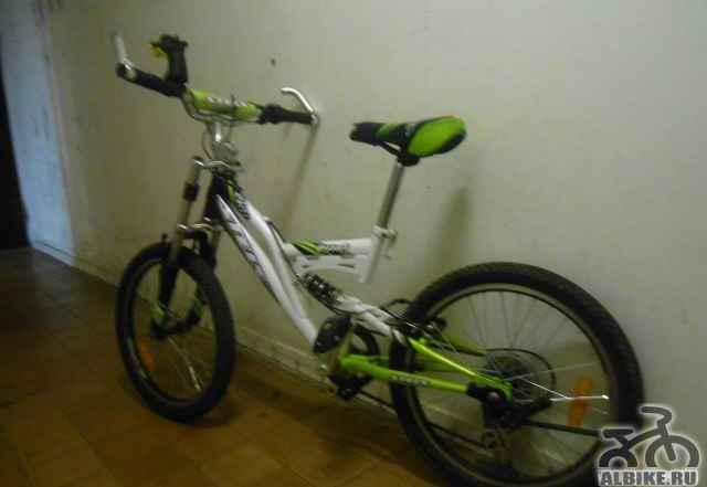 Велосипед из которого выросли