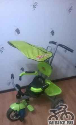 Детский велосипед супер trike