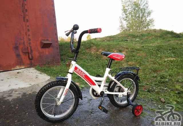 """Детский велосипед Basic Навигатор 16"""""""