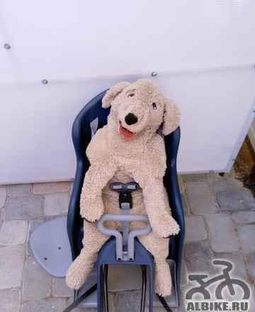 Велосипедное кресло детское
