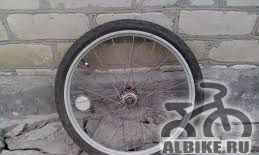 """Продам 2 колеса в сборе от велосипеда Кама- 20"""""""