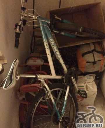 Велосипед Трек