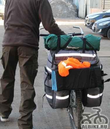 Велорюкзак (велоштаны) Universal разного размера