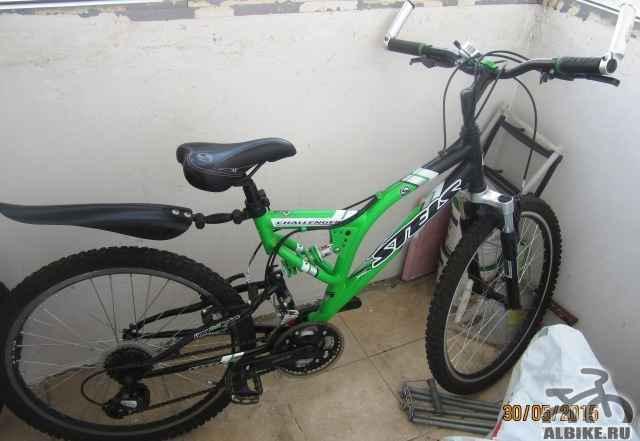 Велосипед стелс chаllendger