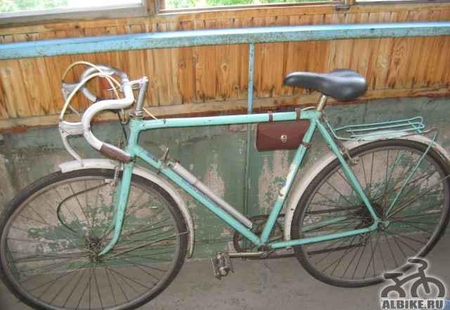 Велосипед спутник В-39