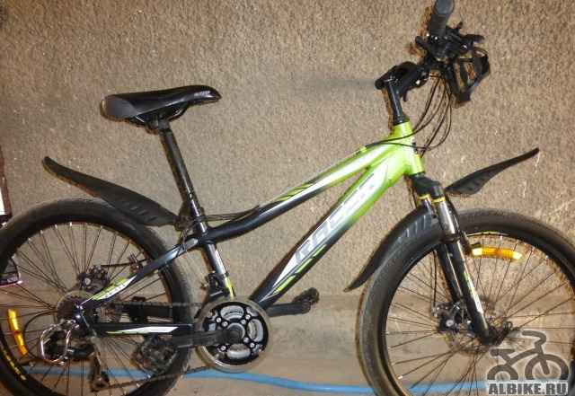 Горный велосипед Рейсер с алюминиевой рамой