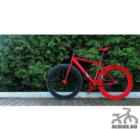 Фикс, сингл-спид, шоссеный велосипед, шоссейник