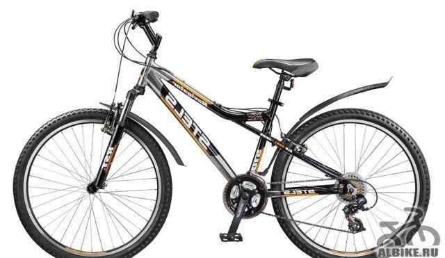 Велосипед Стелс Навигатор 510. Алюминиевая рама