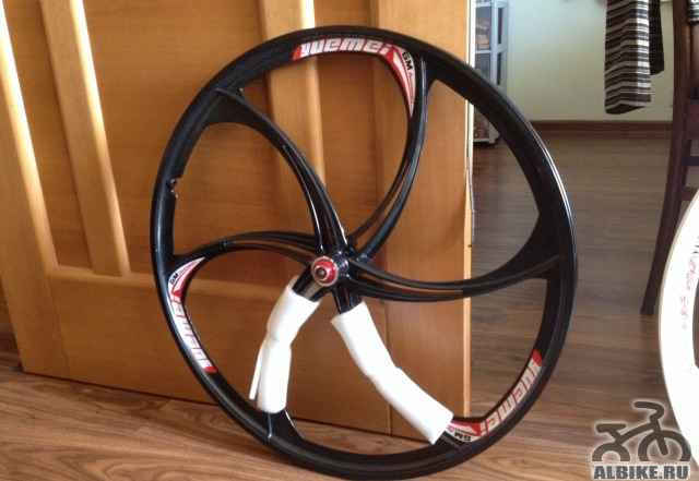 Литые диски для велосипеда