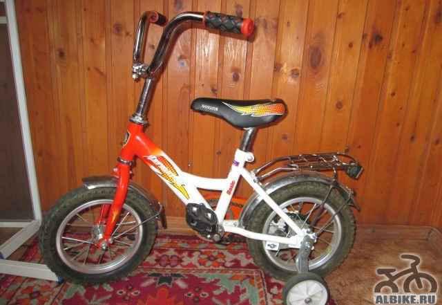 Детский велосипед. 3-5лет