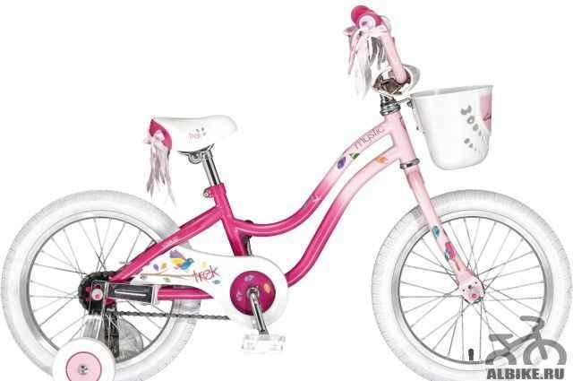 Продам новый велосипед трек трек mystic 16