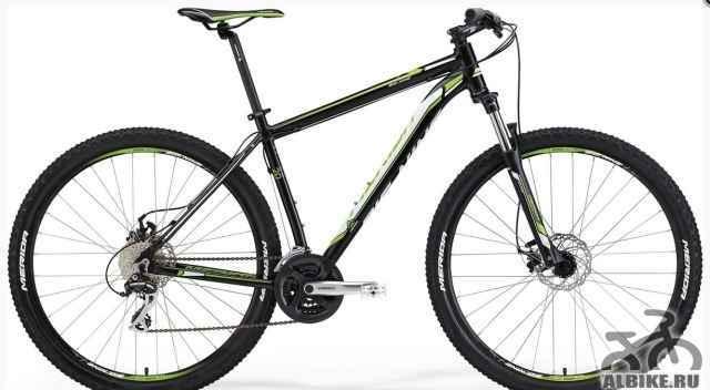 Велосипед merida 2015. Новый - Фото #1