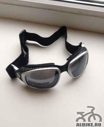 Вело-мото очки