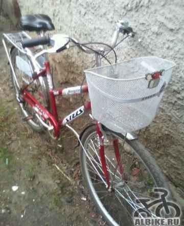 Велосипед взрослый стелс
