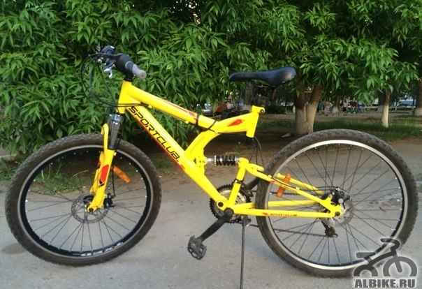"Велосипед Sportclub 26"""