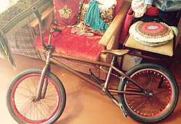 BMX Mongoose в хорошем состояний