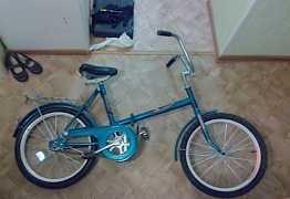 Складной велосипед Кама