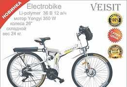 Электровелосипед 350 W