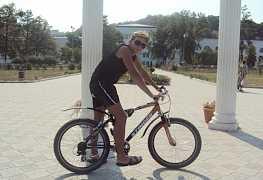 Горный велосипед, отличное состояние