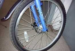Женский велосипед стелс Miss 9500 Disc