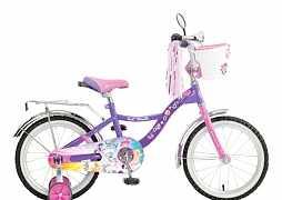 Велосипед детский Novatrack MY little пони 16